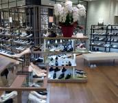 婦人靴売り場
